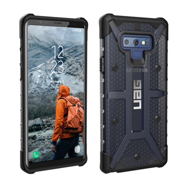 UAG Galaxy Note 9 Ash/Black Plasma