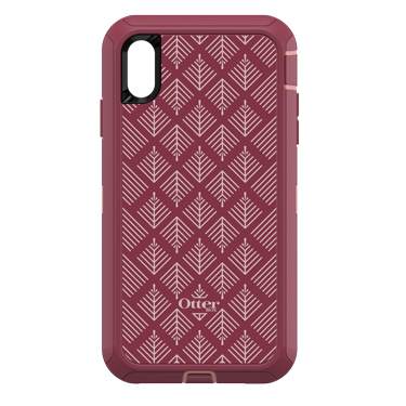 OtterBox iPhone X/XS Defender Happa