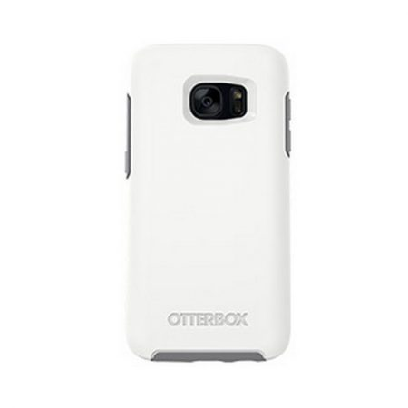 OtterBox Galaxy S7 Symmetry White/Grey Glacier