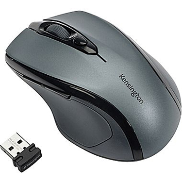 Kensington Mouse Wireless Pro Fit 2.4GHz Graphite Grey