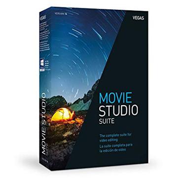 Sony Vegas Movie Studio 14 Suite