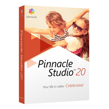 Pinnacle Studio 20 Standard Video Editing