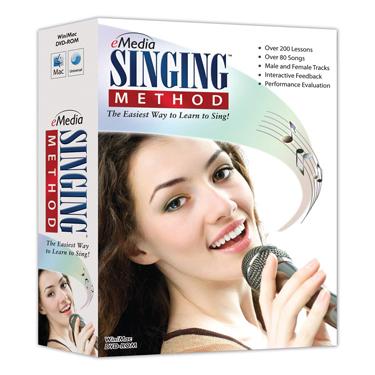 Emedia Singing Method BIL
