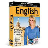 Instant Immersion Family Edition English 1-3