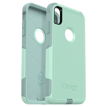 OtterBox iPhone X/XS Commuter Blue Ocean Way