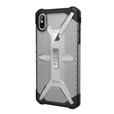 UAG iPhone XS Max Plasma Clear/Black Ice