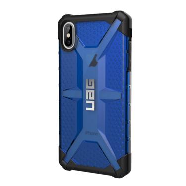 UAG iPhone XS Max Plasma Blue/Black Cobalt