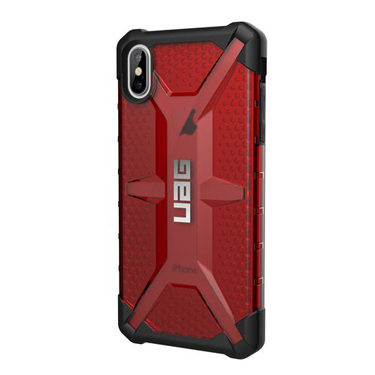 UAG iPhone XS Max Plasma Red/Black Magma