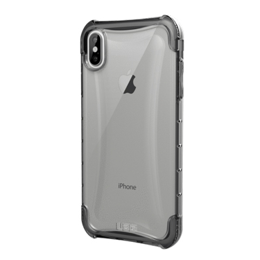 UAG iPhone XS Max Plyo Clear/Grey Ice