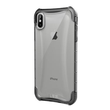 UAG iPhone XS Max Plyo Clear/Grey Ice