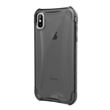 UAG iPhone XS Max Plyo Grey/Clear Ash