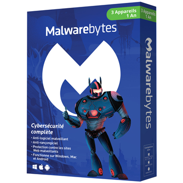 Malwarebytes Premium v3 5 User 1-Year PC/Mac/And BIL