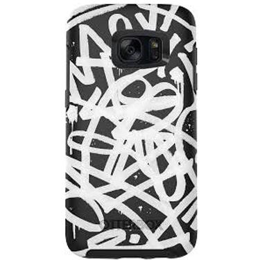 OtterBox Galaxy S7 Edge Symmetry Graphic Black/Black