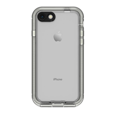 Lifeproof iPhone 8 Nuud White/Grey (Snowcapped)
