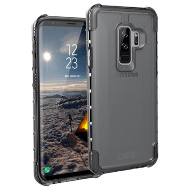 UAG Galaxy S9+ Plyo Clear Ice