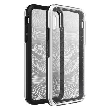 Lifeproof iPhone X/XS Slam Black/Clear Currents