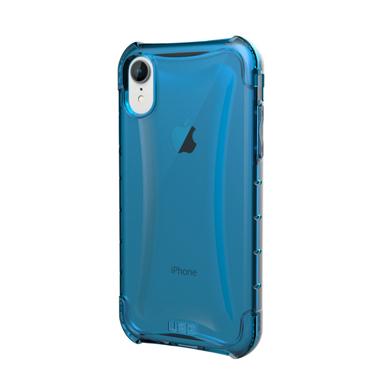 UAG iPhone XR Plyo Blue/Clear Glacier