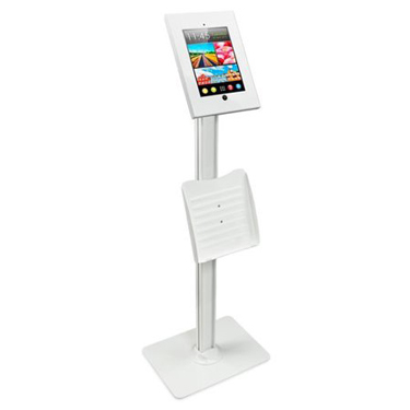 Mount-It Tablet Stand iPad POS Kiosk Mount Floor Standing