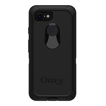 OtterBox Google Pixel 3 Defender Black
