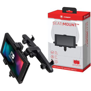 Snakebyte Nintendo Switch Seat Mount UPC