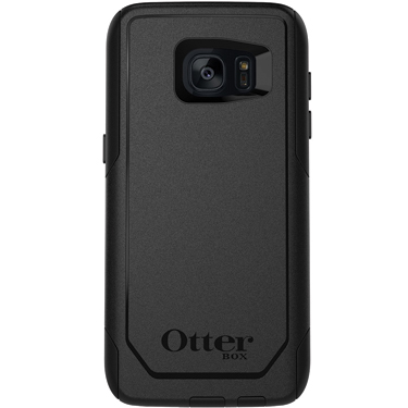 OtterBox Galaxy S7 Commuter Black/Black
