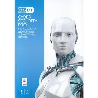 Eset Cyber Security for Mac 1-User 1Yr BIL