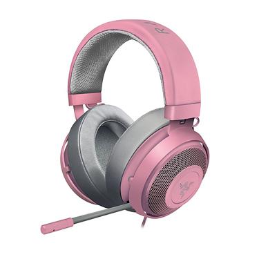 Razer Headset Kraken Pro V2 Quartz Analog Gaming Oval Ear