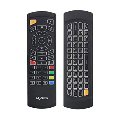MyGica KR-303 Wireless QWERTY KB / Air Mouse
