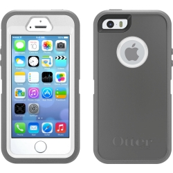 sale retailer 88c42 7ce85 OtterBox iPhone 5/5S/SE Defender Black