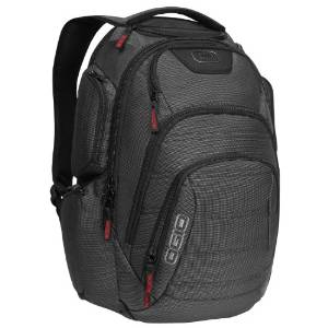Ogio Backpack Renegade RSS 15in Black Pindot