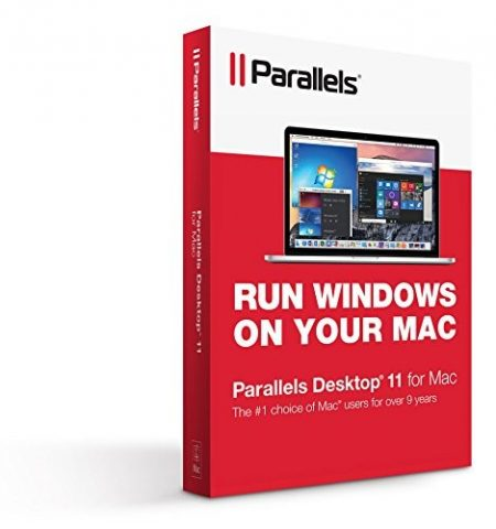 Parallels Desktop 11 for Mac BIL