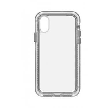 Lifeproof iPhone X/XS Next Clear/Grey Beach Pebble