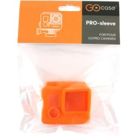 GoCase GoPro Silicon Sleeve Orange for GoPro Hero 4