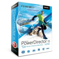 Cyberlink PowerDirector 15 Ultra BIL