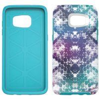 OtterBox Galaxy S7 Edge Symmetry Blue/Teal Under My Sk
