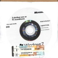 Windows 7 OEM Home Premium 32/64 Bit Version Francaise
