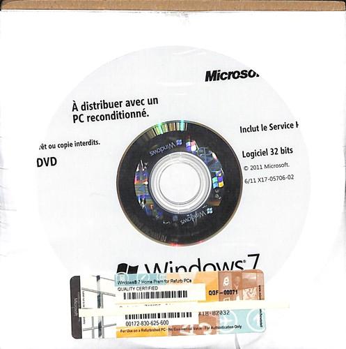 windows 7 home premium 64 bit oem