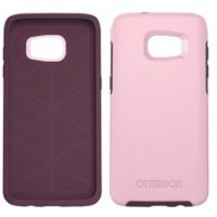 OtterBox Galaxy S7 Edge Symmetry Pink/Purple Rose