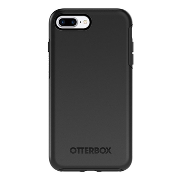 OtterBox iPhone 7+/8+ Symmetry Black