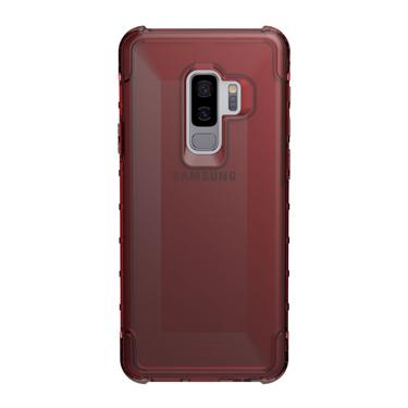UAG Galaxy S9+ Plyo Red/Black Crimson