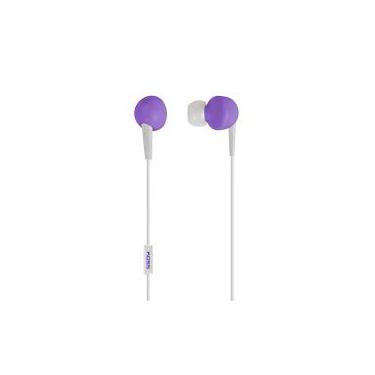 Koss Earbud KEB6 In Ear w/Enhanced Driver & Mic Violet