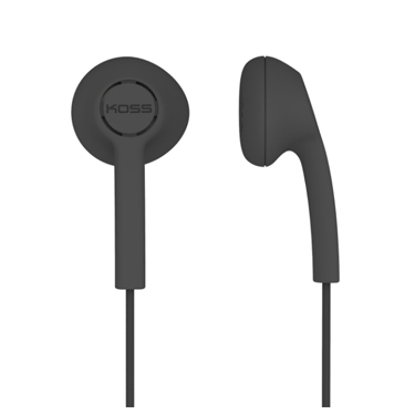 Koss Earbud KE5 On Ear Lightweight Black