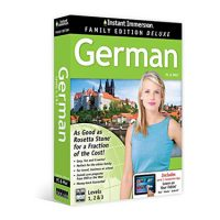 Instant Immersion German Family 1-3 BIL