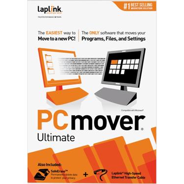 Laplink PC Mover Ultimate 10 w/SafeErase