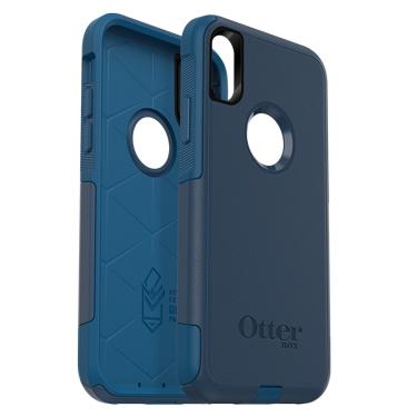OtterBox iPhone X/XS Commuter Dark Blue/Blue Bespoke Way