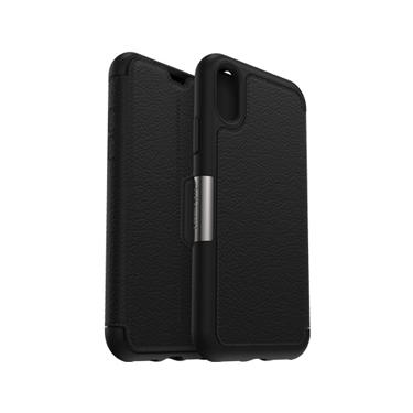 OtterBox iPhone X/XS Strada Black/Grey Shadow