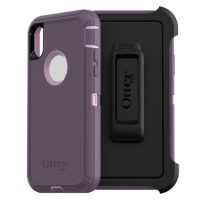 OtterBox iPhone X/XS Defender Purple/Dark Purple Debula