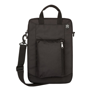 STM Ace Vertical Cargo Laptop Bag 13-14in  Black