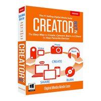 Roxio Creator NXT 2 Digital Media Suite