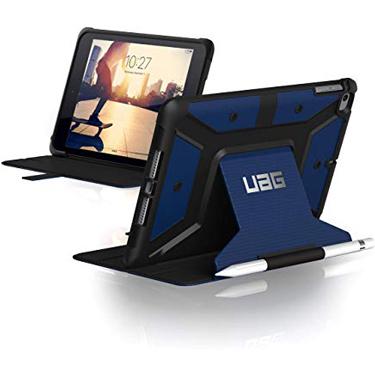 UAG iPad Mini 2019/Mini 4 Metropolis Cobalt/Silver